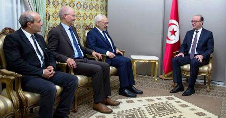 Tunisie – Pourquoi Ghannouchi conduit-il lui-même les négociations d'Ennahdha avec Fakhfakh ?