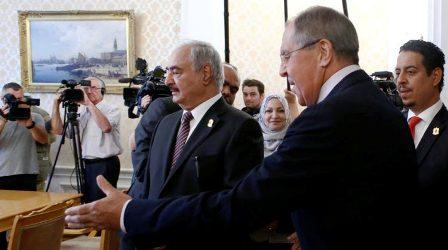 Moscou: Sarraj signe le protocole de cessez le feu et Haftar demande un délai pour réfléchir