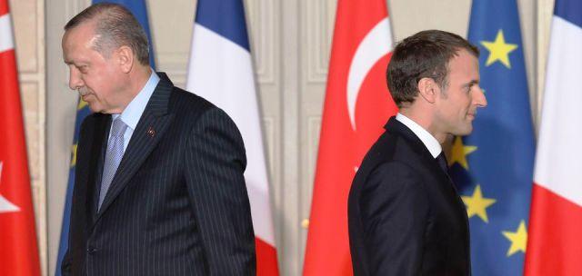 Erdogan met en question la santé mentale de Macron