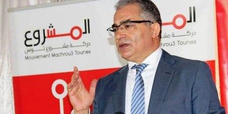 Tunisie: Mohsen Marzouk: Les menaces faites par le parti Ennadhdha sont «vaines»