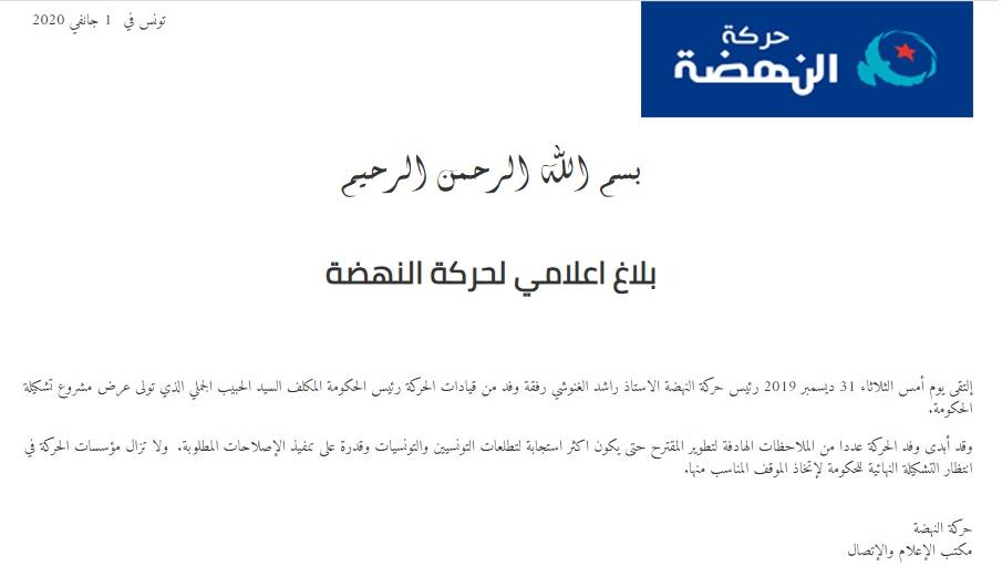 La liste du gouvernement sera annoncée... demain — Habib Jemli