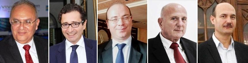 Tunisie – DERNIERE MINUTE: La liste exhaustive des candidats des partis pour la présidence du gouvernement