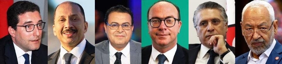 Tunisie – La balance des partis pro et anti-Elyès Fakhfekh