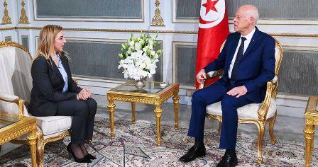 Tunisie – Kaïs Saïed se renseigne sur les précautions prises pour prévenir le coronavirus