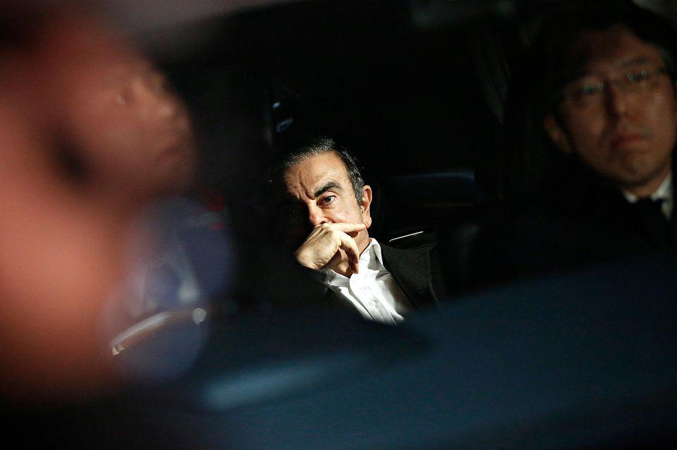 Arrestation de plusieurs personnes en Turquie soupçonnées d'avoir contribué à la fuite de Carlos Ghosn