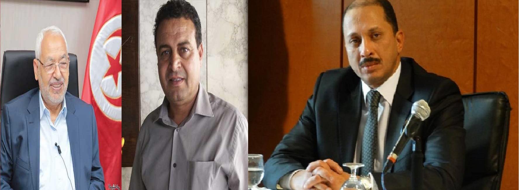 Tunisie : Mohamed Abbou, Zouhaier Maghzaoui et Reched Ghanouchi se réunissent ce mardi