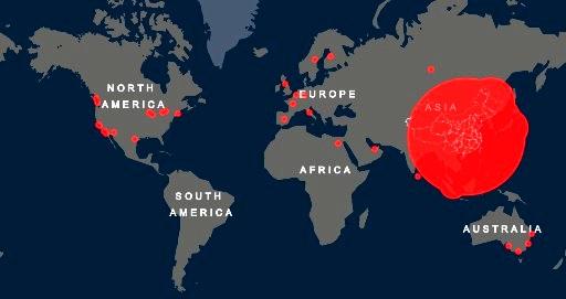 Liban : Un premier cas de coronavirus confirmé