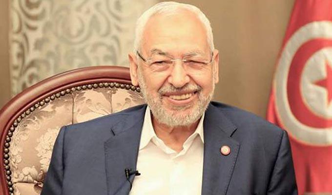 Tunisie : 100 dirigeants d'Ennahdha ne veulent plus de lui à la tête du parti : Ghannouchi riposte