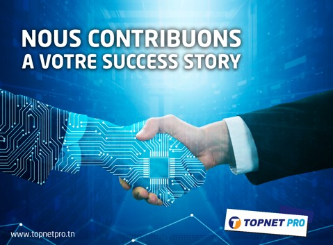 TOPNET soutient les entrepreneurs au salon Riyeda