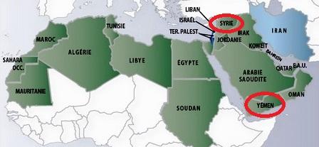 Situation épidémiologique inquiétante dans deux pays arabes