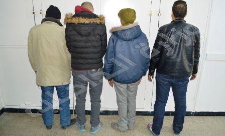 Tunisie – Medjez El Bab : Démantèlement d'un gang de trafiquants de drogue