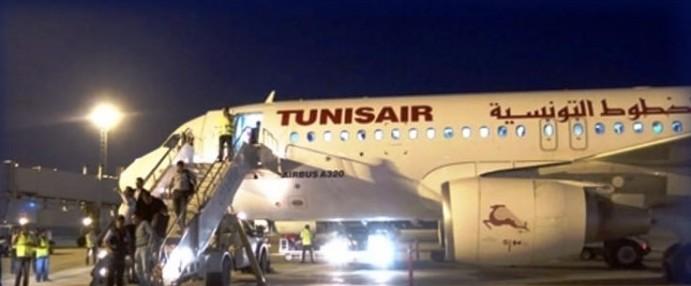 Ce qui s'est passé avec l'avion tunisien transportant un cas de coronavirus à Strasbourg