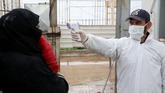 La Syrie annonce son premier cas d'infection au coronavirus