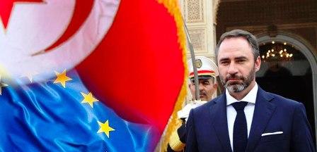 L'Union Européenne accorde une aide de 250 millions d'Euros à la Tunisie pour aider à la lutte contre le coronavirus