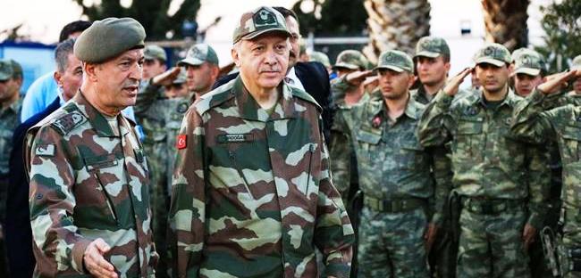 Erdogan en mode kamikaze est en train de jouer ses dernières cartes en Syrie?