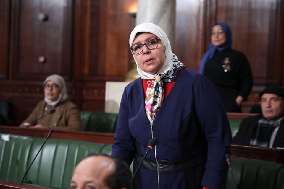 Tunisie : Mehrzeya Lâabidi prête serment