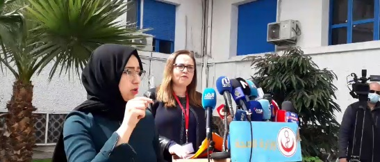 Tunisie – DERNIERE MINUTE: Soixante quinze cas de coronavirus et trois décès