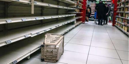 Tunisie – Interdiction d'acheter de grandes quantités d'aliments de première nécessité