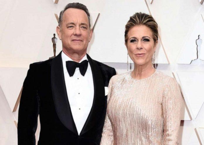 Tom Hanks et son épouse sont atteints du coronavirus