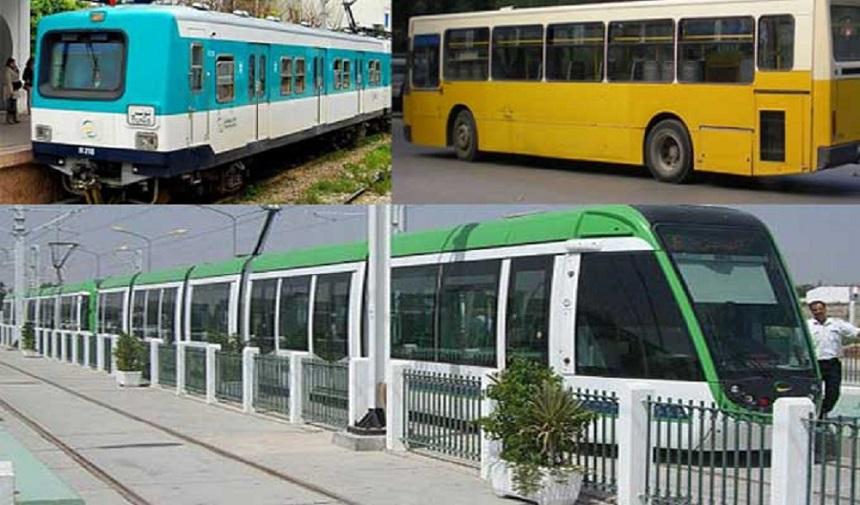 Tunisie : A partir du 4 Mai, la TRANSTU réduit de 50% la capacité d'accueil des transports