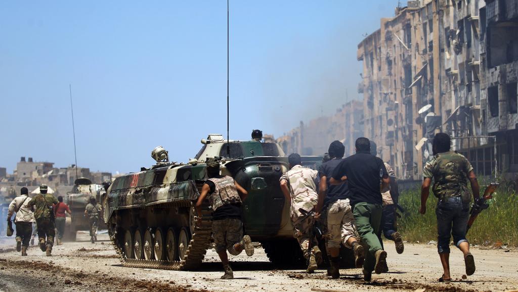 Libye: L'armée de Haftar annonce détenir les corps de quatre soldats turcs