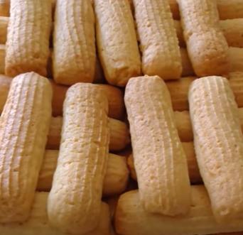 Recette : Biscuit tunisien «Bachkoutou»