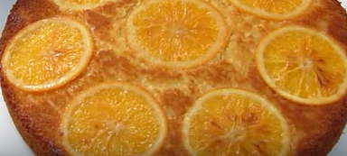 Recette : Gâteau tunisien à l'orange