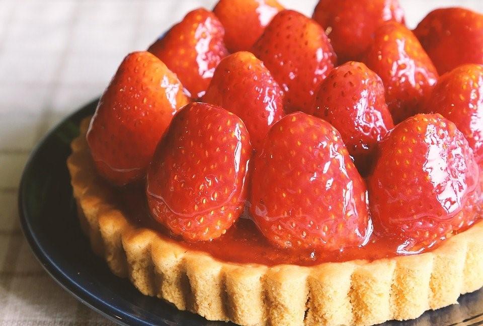 Recette : Tartelettes aux fraises