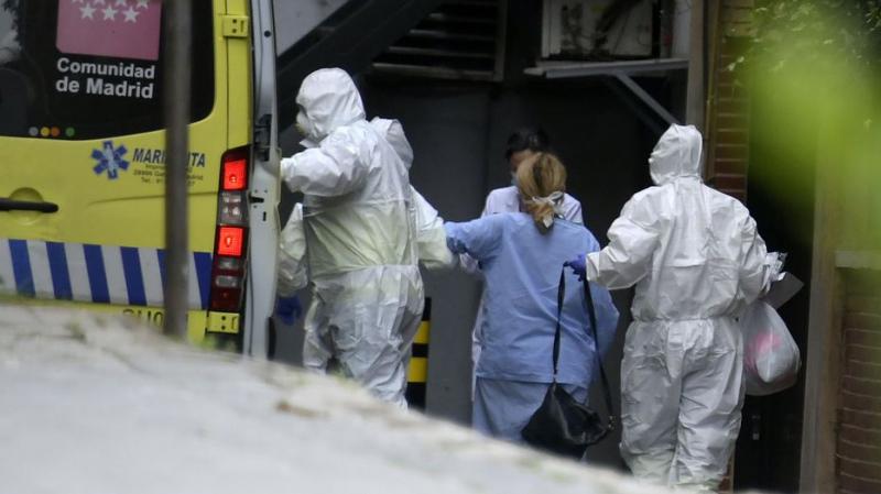 Plus de 152.400 cas confirmés — Coronavirus en Espagne