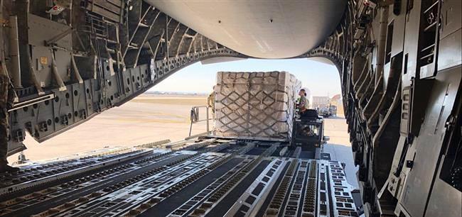 Tunisie – Arrivée d'un deuxième lot d'aides chinoises