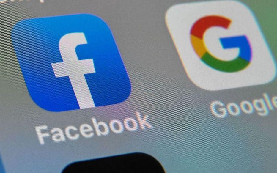 Coronavirus – Facebook et Google: Forte baisse de la publicité en mars