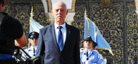 Tunisie – Kaïs Saïed emménage officiellement au palais de Carthage