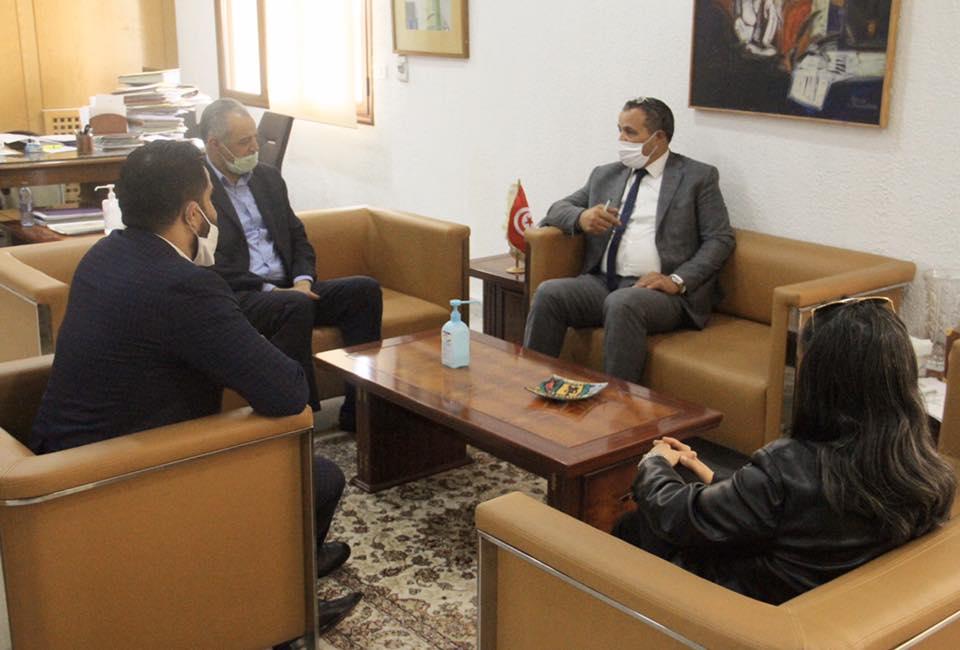 Tunisie : La coopération Tuniso-libyenne dans le secteur de la santé au centre d'un entretien
