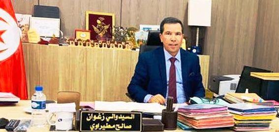 Tunisie – Le gouverneur de Zaghouan en confinement pendant 14 jours