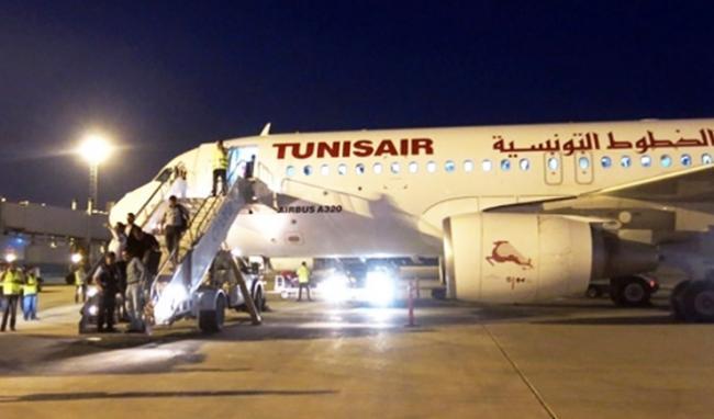 Tunisie : Rapatriement de 257 tunisiens du Canada