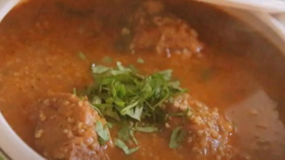 Recette : Soupe de blé concassé (Chorba frik)