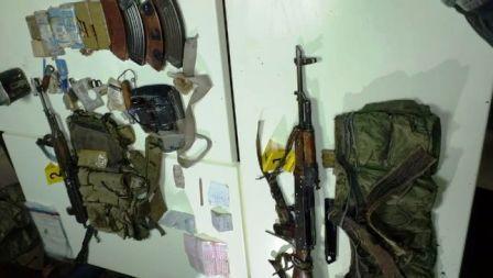 Tunisie – IMAGES: Identité des deux terroristes éliminés hier à Hassi El Frid
