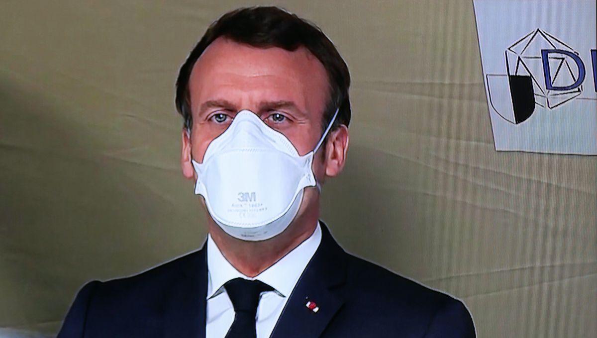 France-Coronavirus: Un déconfinement en France? Emmanuel Macron s'exprime ce soir