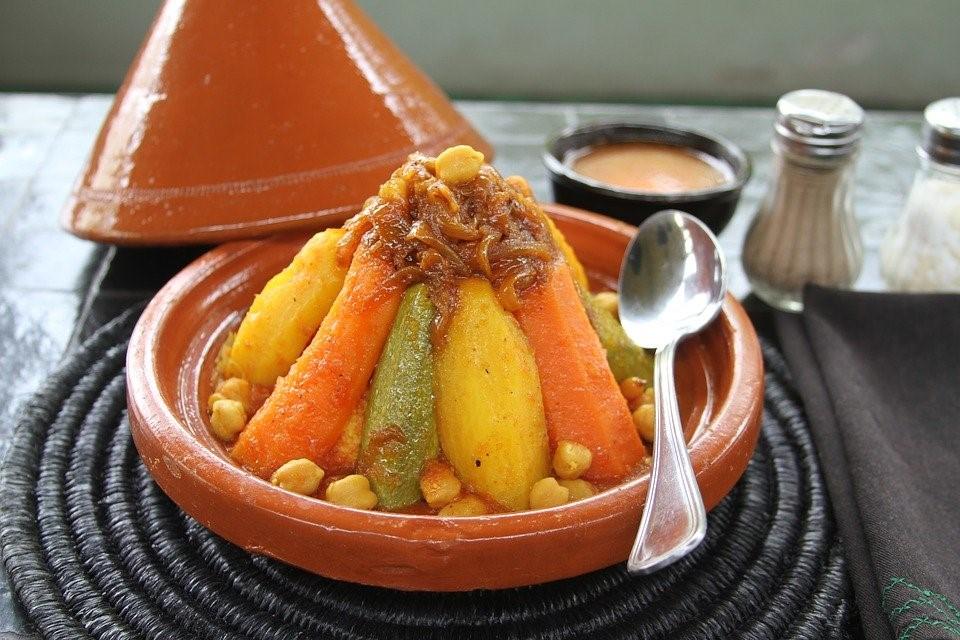 Recette : Couscous tunisien