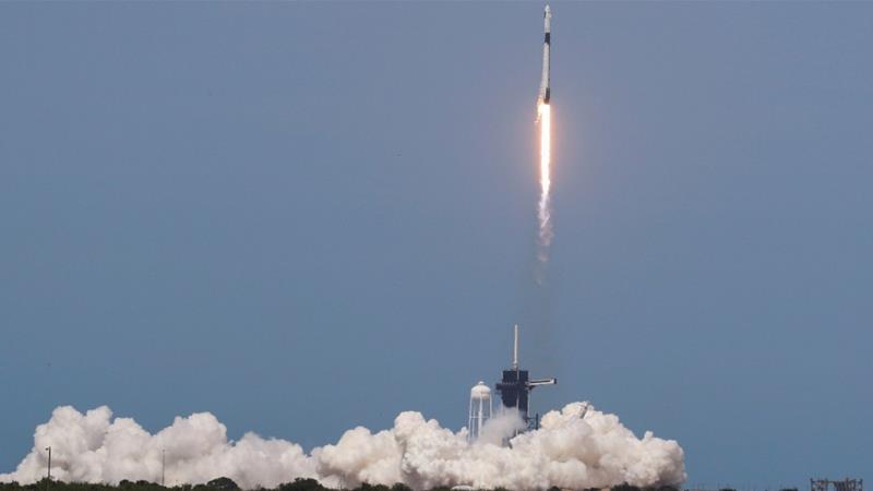 """Le navire """"Dragon"""" d'Elon Mask a été lancé avec succès depuis Cap Canaveral. Comment c'était"""