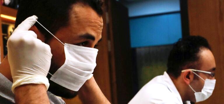 Egypte: Démission collective de médecins à cause du Covid