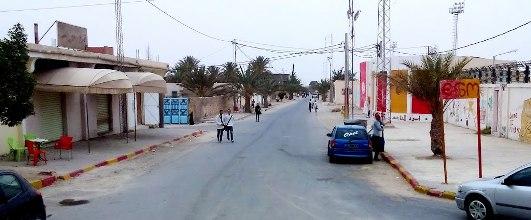 Tunisie – mise d'un quartier de Metlaoui en quarantaine