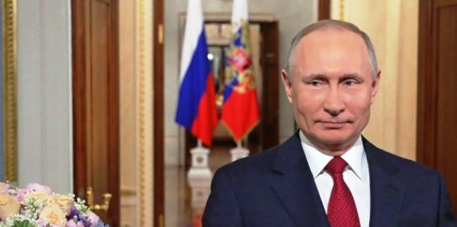 Vladimir Poutine placé sous haute protection