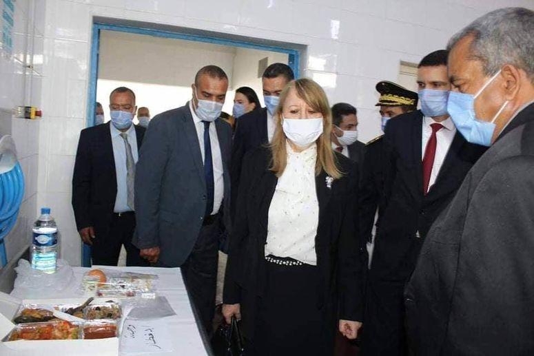 Tunisie: Aucune infection au coronavirus dans les prisons, selon Thouraya Jeribi