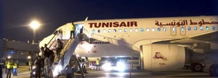 Tunisie – Nouveau vol de rapatriement de tunisiens coincés en Grande Bretagne