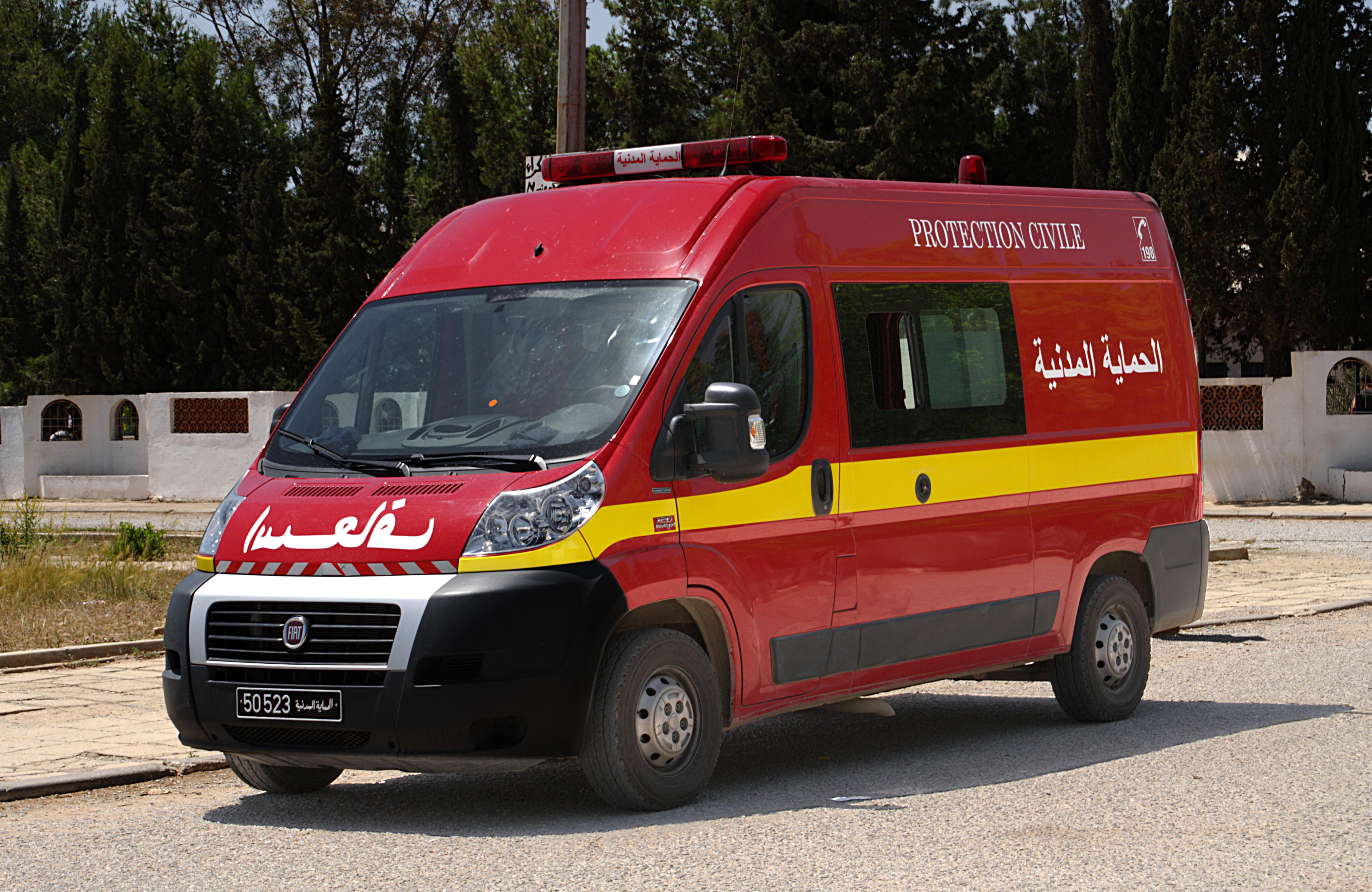 Protection civile: Plus de 340 interventions en une seule journée