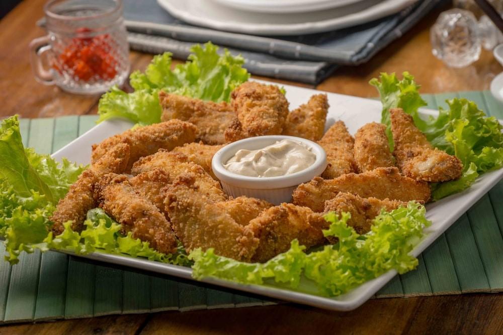 Recette : Croquettes de poulet
