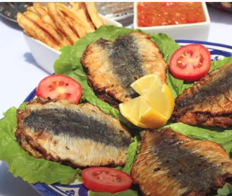 Recette :  Sardines farcies