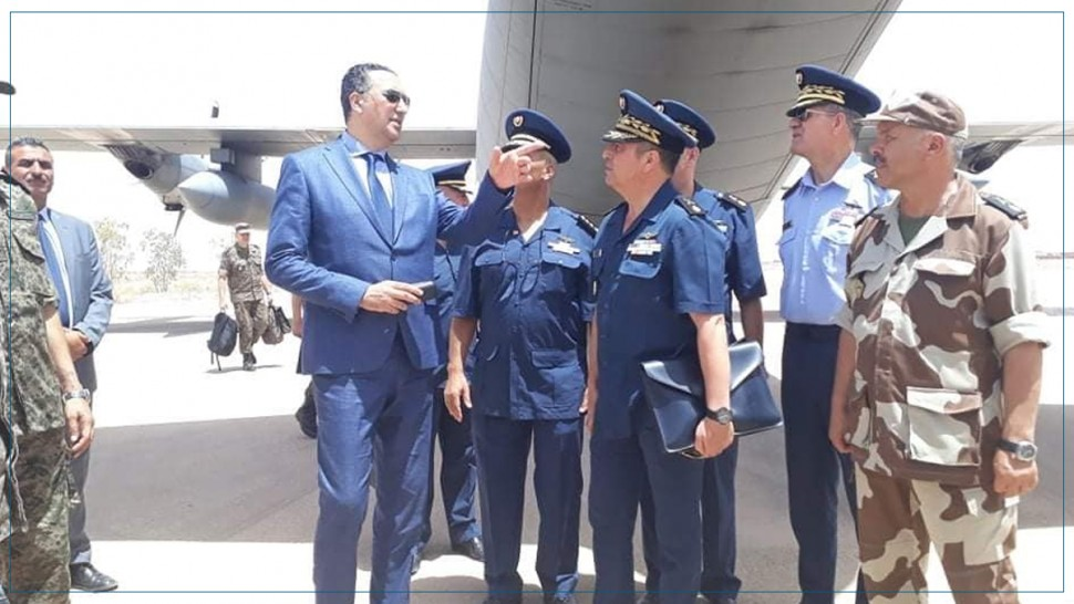 Tunisie: Imed Hazgui réaffirme qu'il ne sera permis à aucun pays étranger d'utiliser le territoire pour des opérations militaires