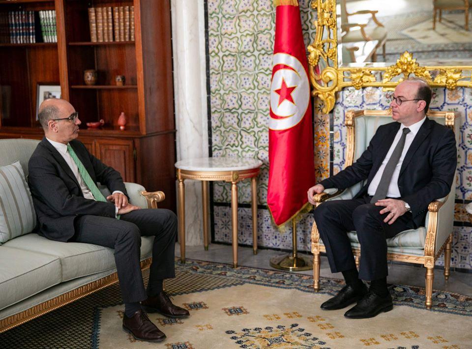 Tunisie: Elyès Fakhfekh apporte son soutien au candidat à la CPI